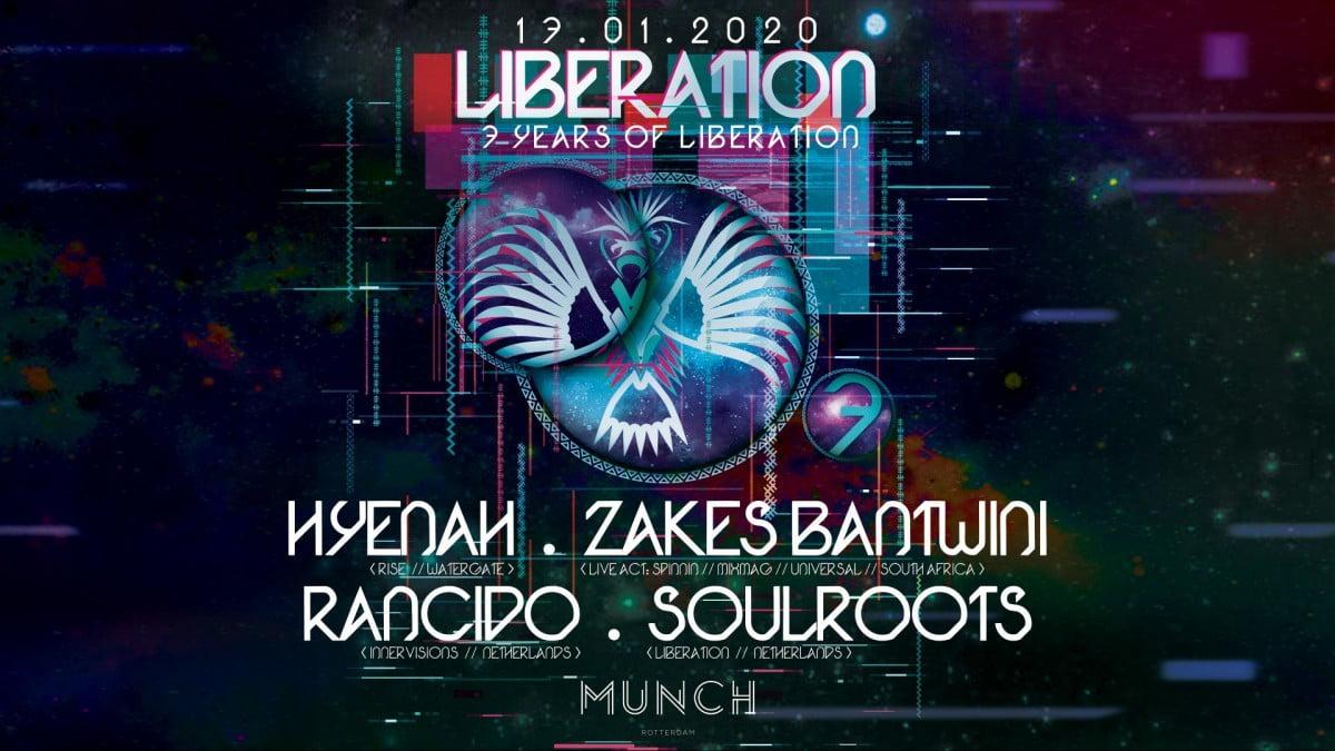 Liberation | 7 YR Anniversary