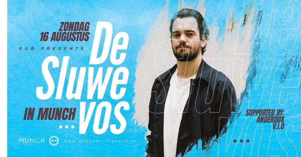 SUB presents: De Sluwe Vos