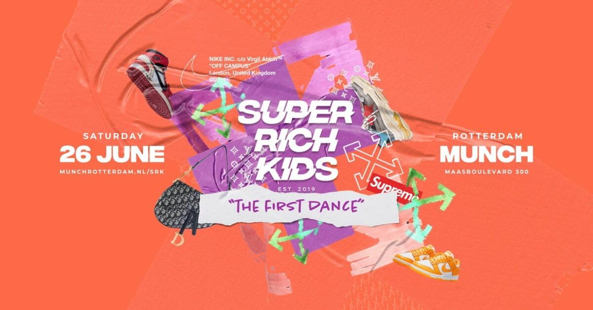 SUPER RICH KIDS - The First Dance